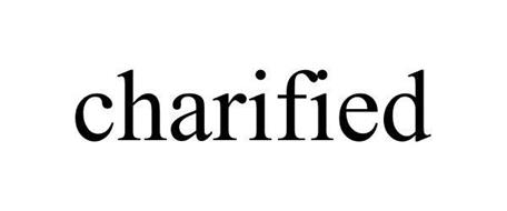 CHARIFIED