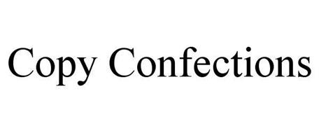 COPY CONFECTIONS