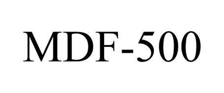 MDF-500
