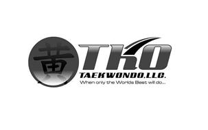 TKO TAEKWONDO, LLC. WHEN ONLY THE WORLDS BEST WILL DO...