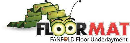 FLOORMAT FANFOLD FLOOR UNDERLAYMENT