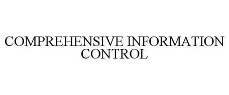 COMPREHENSIVE INFORMATION CONTROL