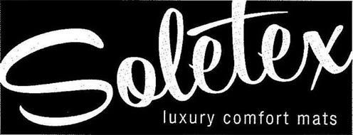 SOLETEX LUXURY COMFORT MATS