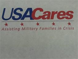 USACARES ASSISTING MILITARY FAMILIES IN CRISIS