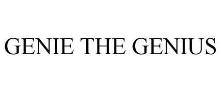 GENIE THE GENIUS