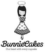 BUNNIECAKES OUR HEART WITH EVERY CUPCAKE
