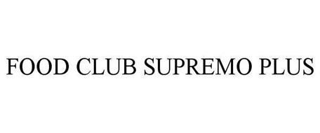 FOOD CLUB SUPREMO PLUS
