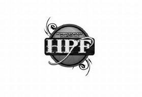 HPF HUMBOLDT PLANT FERTILIZERS
