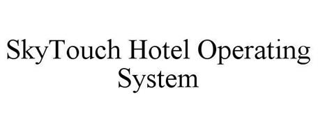 SKYTOUCH HOTEL OPERATING SYSTEM
