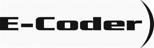 E-CODER
