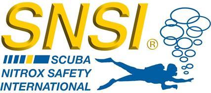 SNSI SCUBA NITROX SAFETY INTERNATIONAL