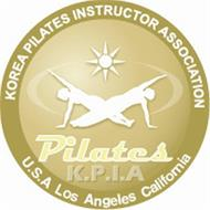 PILATES K.P.I.A KOREA PILATES INSTRUCTOR ASSOCIATION U.S.A LOS ANGELES CALIFORNIA
