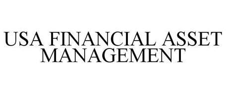 USA FINANCIAL ASSET MANAGEMENT