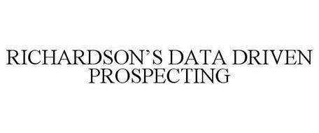 RICHARDSON'S DATA DRIVEN PROSPECTING