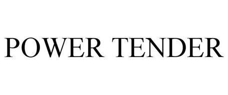 POWER TENDER