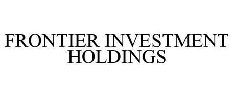FRONTIER INVESTMENT HOLDINGS