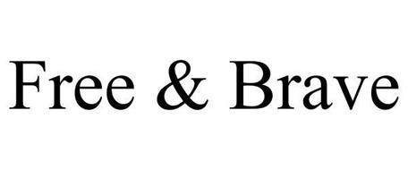 FREE & BRAVE