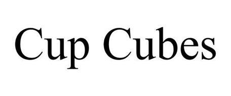 CUP CUBES