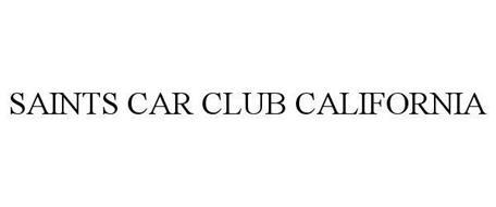 SAINTS CAR CLUB CALIFORNIA