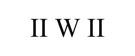 II W II