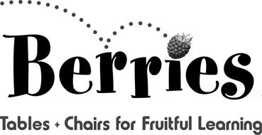 BERRIES TABLES + CHAIRS FOR FRUITFUL LEARNING