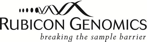 RUBICON GENOMICS BREAKING THE SAMPLE BARRIER