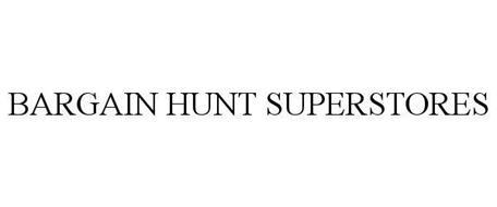 BARGAIN HUNT SUPERSTORES
