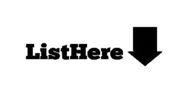 LIST HERE