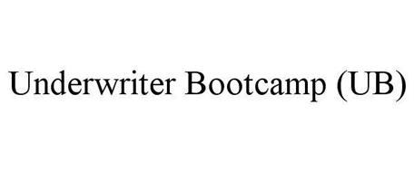 UNDERWRITER BOOTCAMP (UB)