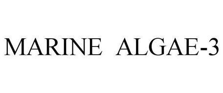 MARINE ALGAE-3