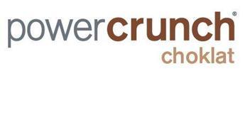 POWER CRUNCH CHOKLAT