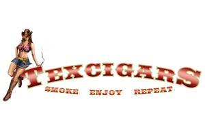 TEXCIGARS SMOKE ENJOY REPEAT