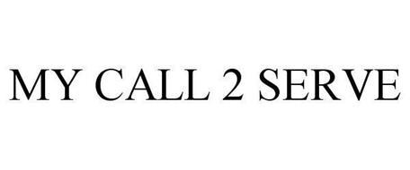 MY CALL 2 SERVE