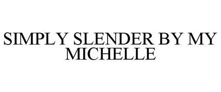 SIMPLY SLENDER BY MY MICHELLE