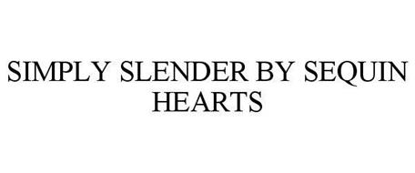 SIMPLY SLENDER BY SEQUIN HEARTS