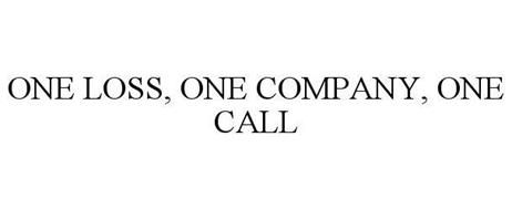 ONE LOSS, ONE COMPANY, ONE CALL