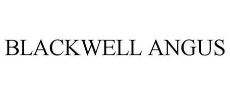 BLACKWELL ANGUS