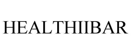 HEALTHIIBAR