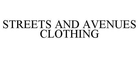 STREETS AND AVENUES CLOTHING
