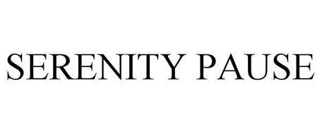 SERENITY PAUSE