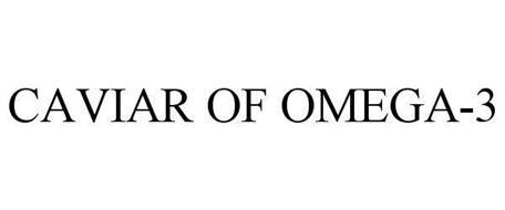 CAVIAR OF OMEGA-3