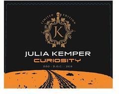 LIMITED EDITION K JULIA KEMPER CURIOSITY DAO - D.O.C. - 2010