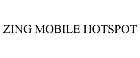 ZING MOBILE HOTSPOT