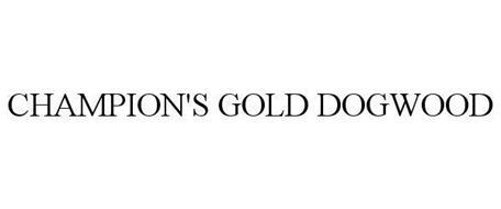 CHAMPION'S GOLD DOGWOOD