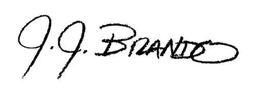 J. J. BRANDO