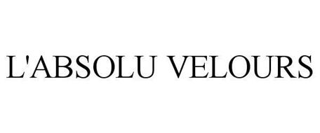 L'ABSOLU VELOURS