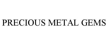 PRECIOUS METAL GEMS