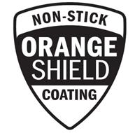 NON-STICK ORANGE SHIELD COATING