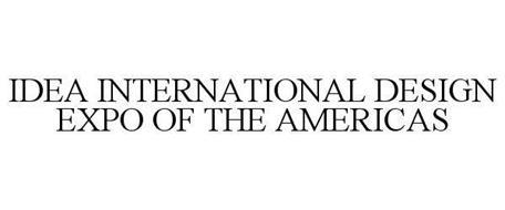 IDEA INTERNATIONAL DESIGN EXPO OF THE AMERICAS