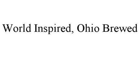 WORLD INSPIRED OHIO BREWED